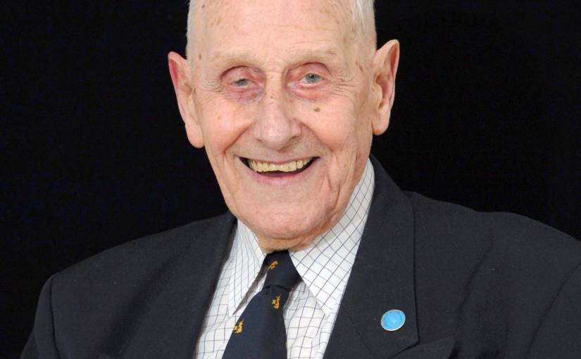 Flight Lieutenant William Walker (24 August 1913 – 21 October 2012)