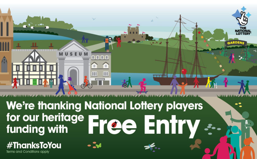 FREE Entry with HLF #ThanksToYou Campaign