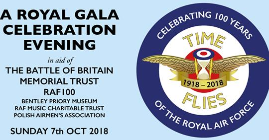 Time Flies: A Celebration of 100 Years of the RAF